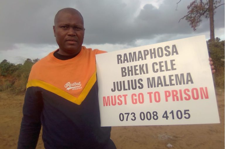 LIVE: Petrus Sitho marches on the Union Buildings in Pretoria | South Africa