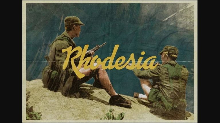 LIVE: Jan Lamprecht takes us back to turbulent times in Rhodesia – 1970s