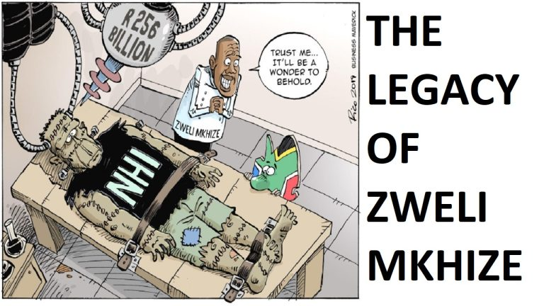 """ex Health Minister Zweli Mkhize claims to be a """"cleanskin"""" over Digital Vibes"""